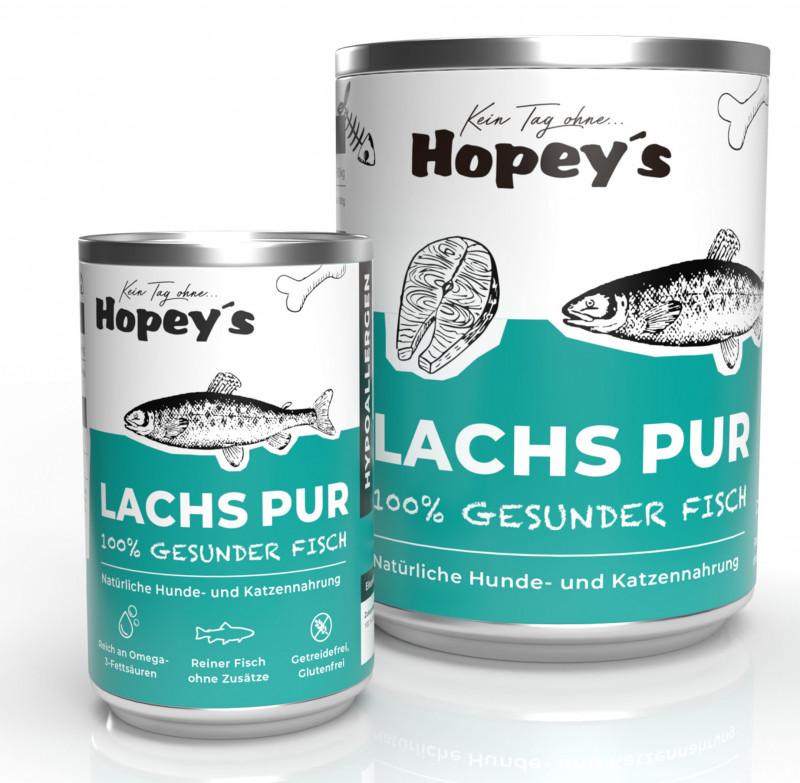 Hypoallergenes Hundefutter - Lachs pur
