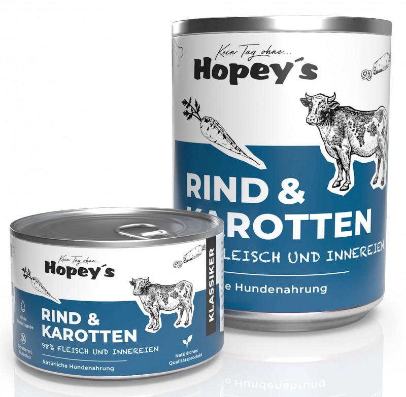 Rindfleisch für Hunde Hundefutter mit hohem Fleischanteil