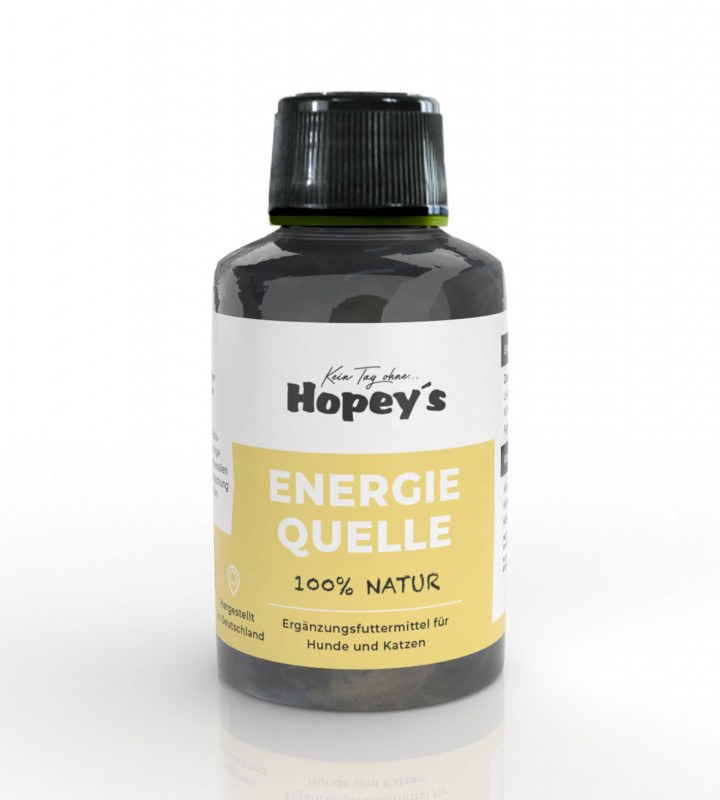 Barf Öl für Hund und Katze - Energiequelle