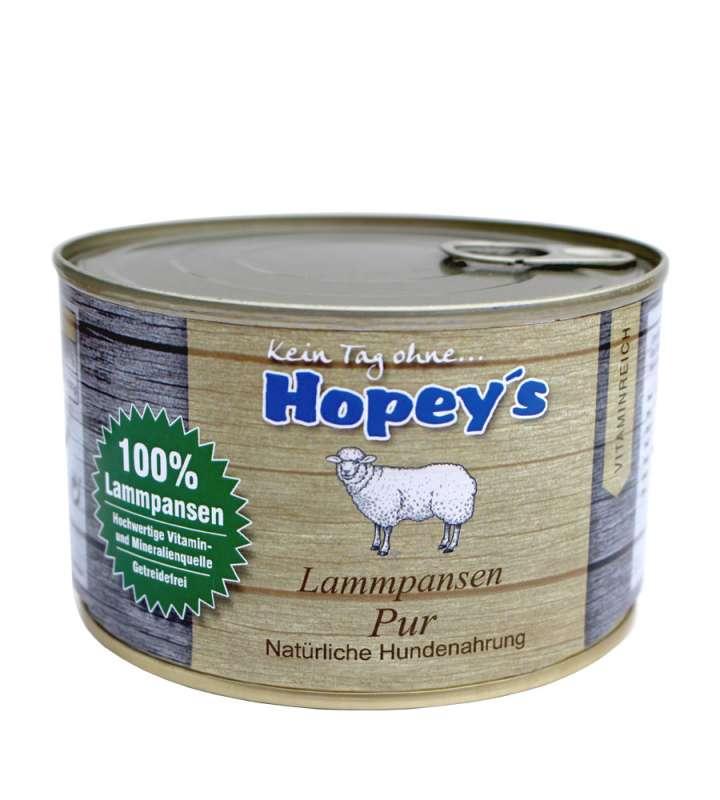 Lammpansen - Barf in der Dose