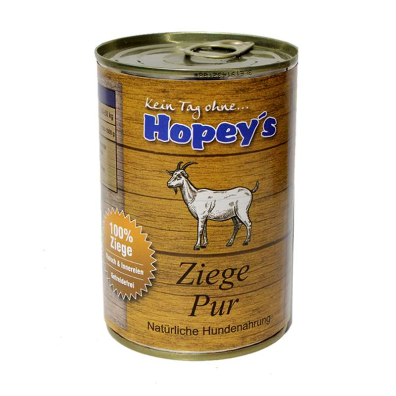 Ziegenfleisch für Hunde - Ziege pur