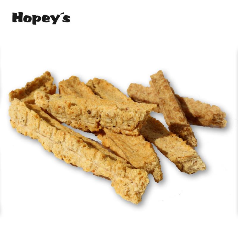 Getrockneter Fisch für Hunde - Dorsch-Sticks
